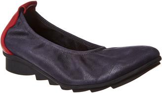 Arche Bibara Leather Ballet Flat