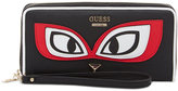 GUESS Clare Large Zip Around Wallet