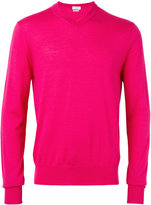 Ballantyne V-neck jumper - men - Silk/Cashmere - 48