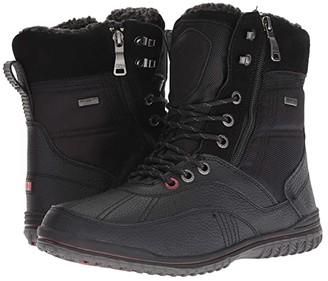 Pajar Persius (Black) Men's Shoes