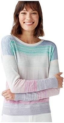 Splendid Hull Stripe Sweater (Heather Multi Stripe) Women's Clothing