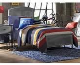 Hillsdale Urban Quarters Full Panel Bed in Black Steel