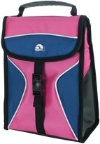 Igloo Hot Bright Lunch Bag Charged Pink/Electric Blue