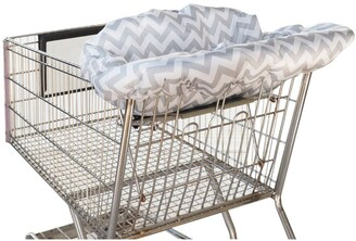 Itzy Ritzy Shopping Cart/Highchair Cover