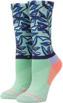 Stance Mint Tree Crew Athletic Sock