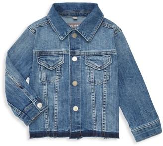 DL1961 Premium Denim Little Girl's & Girl's Manning Denim Jacket