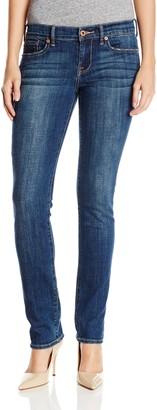 Lucky Brand Women's Sweet N Straight Jean In Tanzanite