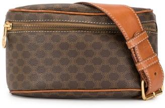 Céline Pre Owned Macadam pattern belt bag