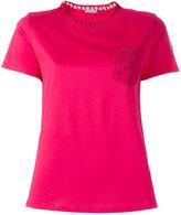 Moncler Maglia T-shirt - women - Cotton - S