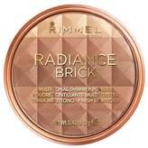 Rimmel Number 002 Radiance Brick Bronzer, 12 g, Medium