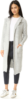 MinkPink Looped Out Waterfall Cardigan