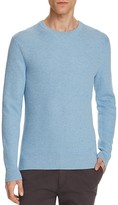 Theory Hilbet Ribbed Cotton Sweater