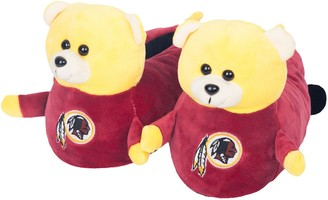 Redskins Unbranded Youth Washington 3D Mascot Slippers