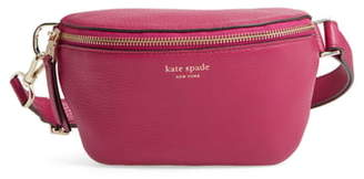 Kate Spade Medium Polly Leather Belt Bag