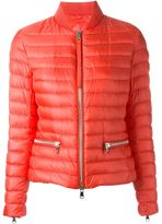 Moncler 'Blennie' puffer jacket - women - Feather Down/Polyamide - 3