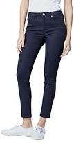 Warehouse Cropped Skinny Cut Jeans