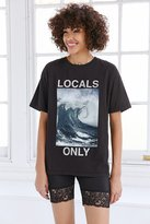 Truly Madly Deeply Locals Only Wave Tee