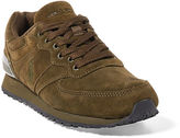 Polo Ralph Lauren Slaton II Suede Sneaker