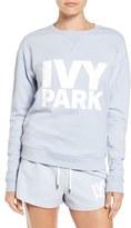 Ivy Park Women's Logo Peached Sweatshirt