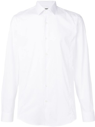 BOSS Pointed Collar Shirt