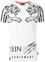 Plein Sport tiger T-shirt