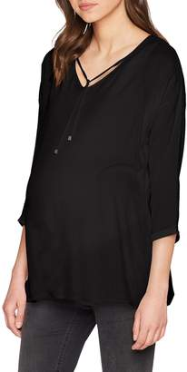 Bellybutton Women's Bluse 3/4 Arm Blouse