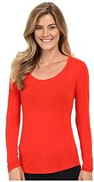 Lucy Women's Long-Sleeve Workout T-Shirt