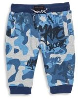 Little Marc Jacobs Baby Boy's Camo Jogging Trousers