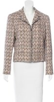 Chanel Cropped Tweed Jacket