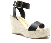 Qupid Deb Women's Espadrille Wedge Sandals