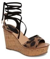 Topshop Women's Platform Wedge Sandal