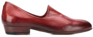 Pantanetti round toe loafers