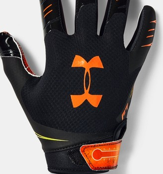 Under Armour Boys' UA F7 Novelty Football Gloves