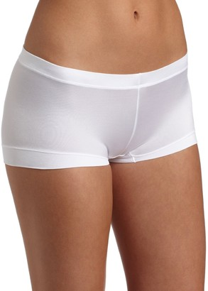 Maidenform Women's Dream Boyshort Panty White 2X Large