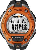 Timex Men's T5K529 Ironman Classic 30 Oversized Resin Strap Watch