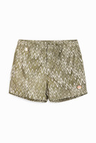 Missoni Zizag-Print Swim Shorts