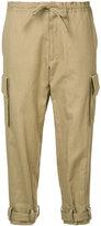 Yohji Yamamoto bottom belt pants