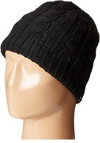 Tommy Hilfiger Fleece Lined Cable Hat