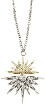 H.Stern Noble Gold and Diamond Genesis Necklace