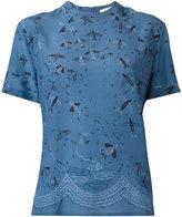 Valentino Swallow Metamorphosis print T-shirt