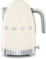 Smeg '50s Retro Style Variable Temperature Electric Kettle