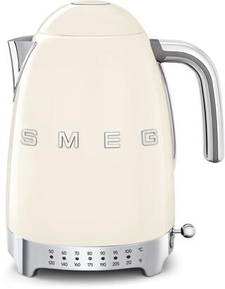 Smeg '50s Retro Style Variable Temperature Electric Kettle