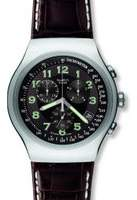 Swatch Mens Your Turn Chronograph Watch YOS413