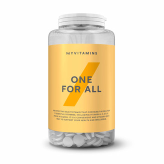 Myvitamins One For All - 90Tablets