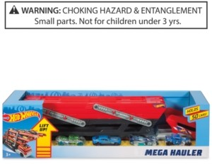 Hot Wheels Mattel Mega Hauler