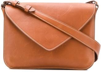 Holland & Holland Foldover Shoulder Bag