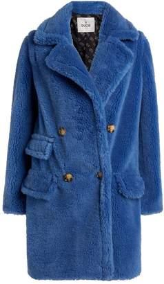 Ducie Tansim Short Teddy Coat