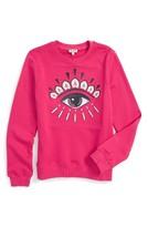Kenzo Girl's Graphic Sweatshirt