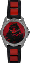 Star Wars Star WarsMens Red Strap Watch