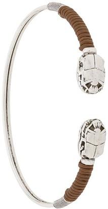 Gas Bijoux Cuff Bracelet